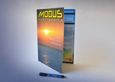 brochure modus