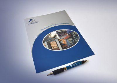 brochure carpenteria partegiani