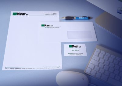Corporate Identity Meat Srl