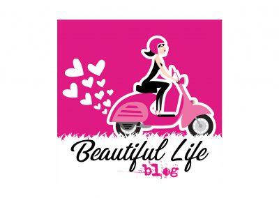 logo Beautiful Life blog