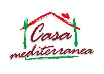 logo Casa mediterranea