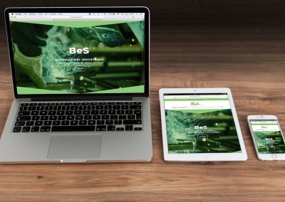 siti web BeS Automazioni Industriali Srl