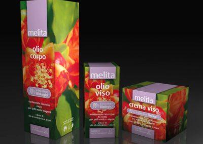 Melita - olio corpo