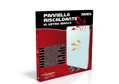 Aries - Pannello riscaldante