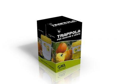 GMR Trading - Trappola per mosche e vespe