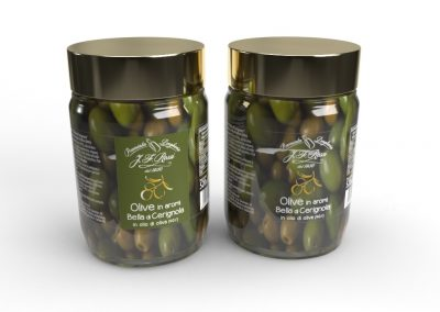 Etichette Olive